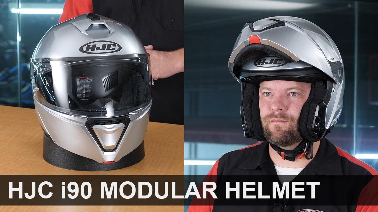 Top 5 HJC Modular Helmets Comparison and Buying Guide 2020