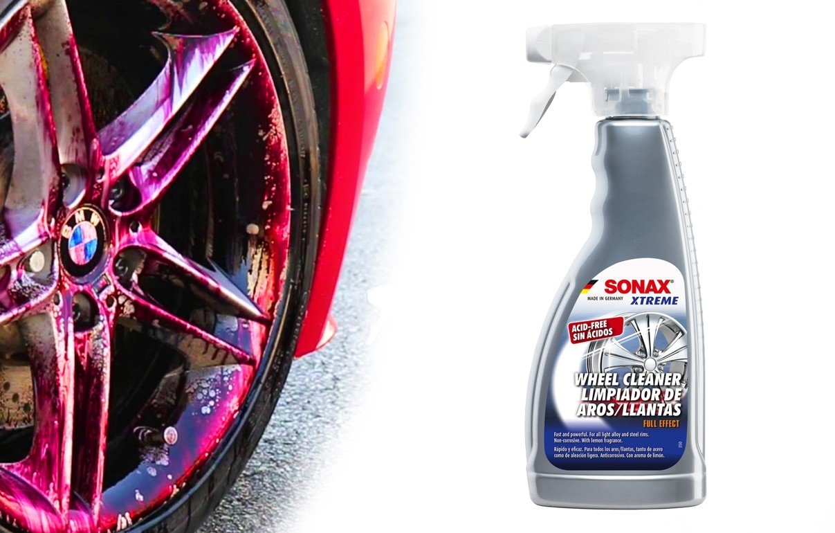 Top 5 Sonax Wheel Cleaners Comparison